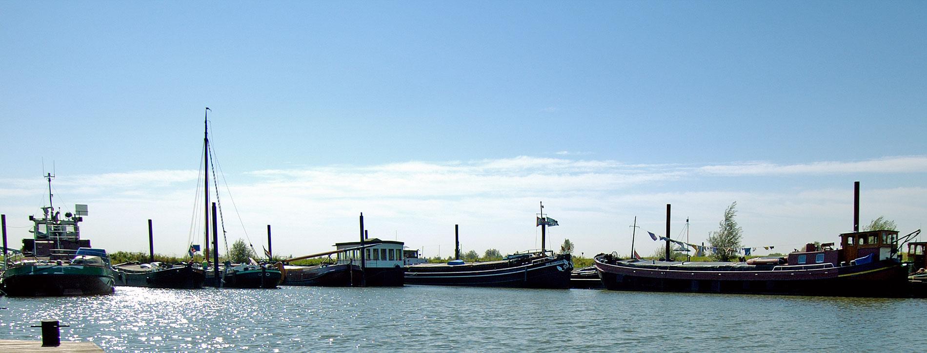 achtergrond Stichting Hanzehaven Zutphen